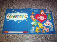 ALBUM figurine CARE BEARS PANINI 1986 COMPLETO MB/OTTIMO NO CALCIATORI
