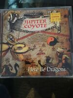 Here Be Dragons by Jupiter Coyote Roadrunner Records RR8718-2 MINT