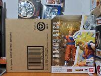 Bandai S.H.Figuarts Dragon Ball Z Super Saiyan 3 Goku Sealed In Box