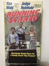 RUNNING SCARED VHS #9189-Copyright 1990 GoodTimes Home Video-VERY RARE VINTAGE