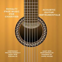 ROYALTY FREE CHarity CD Supporting NHS:  Chill Out Acoustic Celtic Music CD
