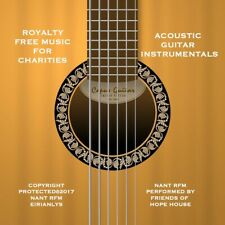 Chill Out Acoustic Guitar Music A Royalty Free Charity CD Album