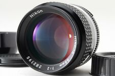 【Excellent+++++】 Nikon Ai-s Nikkor 85mm f/2 Ais Lens Portrait Prime from Japan