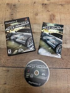 Need for Speed: Most Wanted (Sony PlayStation 2, 2005) Complete Tested PS2