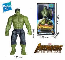 12' Marvel Avengers Infinity War Incredible Hulk Power FX Port Action Figure Toy
