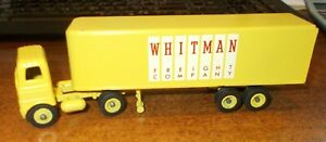 Whitman Freight Company 5000 '65 Winross Truck