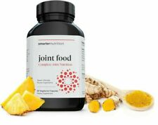 Smarter Nutrition Healthy Joint Food Supplements - 1 Month Supply (60 Count)