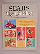 Sears Toy CATALOG - 1961 ~~ toys, toy