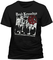 Official Dead Kennedys T Shirt European Invasion NEW XL Unisex Mens
