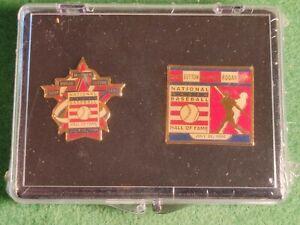 MLB HALL OF FAME JULY 26, 1998 INDUCTION PIN SET