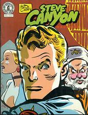 STEVE CANYON #2 by Milton Caniff (1983) Kitchen Sink Comics magazine FINE