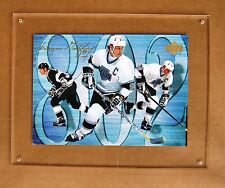 "Wayne Gretzky 802 Goals Large 5"" x 7"" card - UDA"