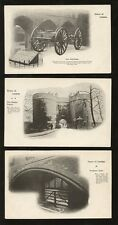 GB c1920 TOURIST PPCs TOWER of LONDON..GALE + POLDEN PRINTERS..9 DIFFERENT CARDS