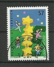 CEPT 2000/ Österreich MiNr 2311 o Ersttagstempel