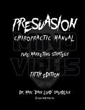 Presuasion V Chiropractic Manual