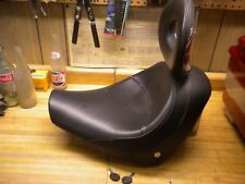 2006 Harley Davidson CORBIN SOLO SEAT DRIVER PASSENGER SEAT SOFTAIL FATBOY FXSTF