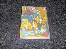 THE MYSTERY TROOPER SERIAL CLIFFHANGER 10 CHAPTERS 2 DVDS