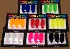 3 Packs (9 Flights) Dynastar Slim Dart Flights Choose Color w/ FREE Shipping