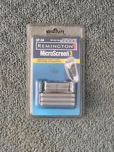 REMINGTON MICRO SCREEN 3 REPLACEMENT SCREEN AND CUTTERS ( NEW ) SP-94