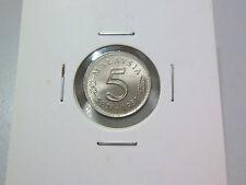 Malaysia 5 Sen coin (1981) - BU