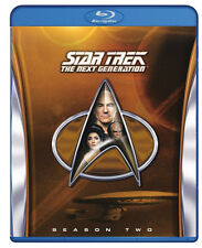 Star Trek: The Next Generation - Season 2 Blu-ray Disc, 2012, 5-Disc Set NEW!!
