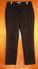 Stretch-Jeans,Hose,Lola Paltinger,schwarz,Gr.K17,34,seitl.Gummizug,Neu M46