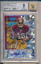 2012 Panini Contenders Alfred Morris Cracked Ice Auto /20 BGS 9/10!!!