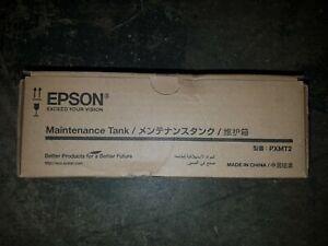 Genuine Epson PXMT2 Maintenance Tank Stylus Pro 4880 4000 7600 7900 4800 BNIB