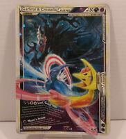Pokemon Darkrai & Cresselia Legend Triumphant 99 & 100 Holo Jumbo Card PSA Maybe