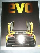 EVO Nr. 129 APR 2009 Focus RS vs Megane r26 R, Cooper S VS Abarth 500