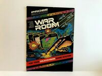 War Room Colecovision MANUAL ONLY Original