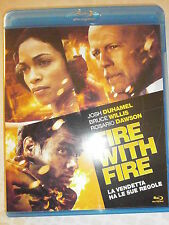 FIRE WITH FIRE FILM IN BLU-RAY NUOVO INCELLOFANATO -  COMPRO FUMETTI SHOP