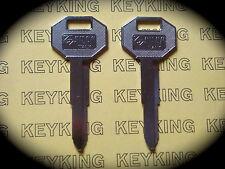 MITSUBISHI Keyblanks x 2 , Key Blank-MIT2R
