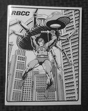 1977 Rocket's Blast ComiCollector RBCC #135 FANZINE VF 8.0 Mike Zeck