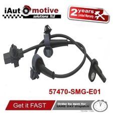 Rear Right ABS Sensor For Honda Civic 2006 -12  Wheel Speed Sensor 57470-SMG-E01