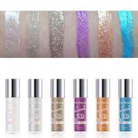 2X(Kiss Beauty 3D Metal Liquid Eyeshadow Glitter Eye Shadow Liquid Shimmer A9F1