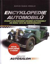 Book - A-z Czech Cars Tatra SKODA Praga Microcars Encyklopedie Automobilu Ceske