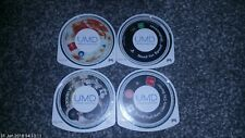 PSP Travel Case + 4 Games