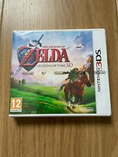 Jeu Nintendo 3DS The Legend Of Zelda Ocarina Of Time 3D NEUF sous BLISTER