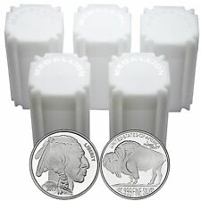 2017 American Buffalo 1oz .999 Silver Medallion by SilverTowne -100 PC