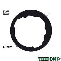 TRIDON Gasket For Honda Civic EK1 - Vti 10/95-11/00 1.6L D16Y5