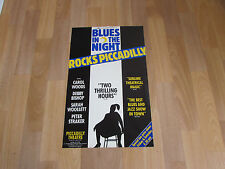 BLUES in the NIGHT Jazz Show Rocks PICCADILLY Theatre Poster