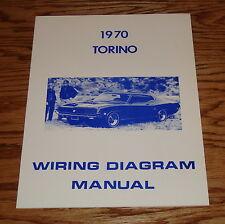 1970 Ford Torino Wiring Diagram Manual 70