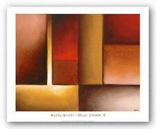 Dual Vision II Nadia Beltei Art Print 28x22