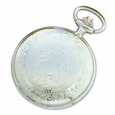 Charles-Hubert- Paris Brass Quartz Hunter Case Pocket Watch #3559