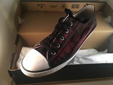 72428ece8321dc CONVERSE ALL STAR CHUCK TAYLORS RED CHILLI PASTE WOMEN US10 EUR42 UK7.5 New