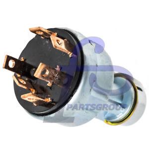Starter Ignition Switch Fits Komatsu Dozer D20A-5 D20A-6 D20A-7 D20S-5