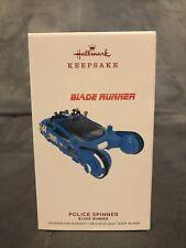 Hallmark Keepsake 2019 Blade Runner Police Spinner Vehicle Ornament