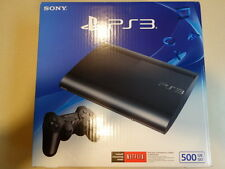 BRAND NEW, SEALED! Sony PlayStation 3 500GB video game console system CECH-4301C