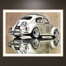 DIY 5D Diamond Embroidery Painting Car Design Cross Stitch Craft Home Decor